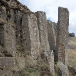 Colonnes de basalte - Dverghamrar