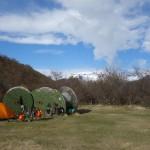Camping - Skaftafell