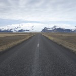 En route vers Jokulsarlon - Skaftafell