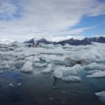 Lac glaciaire - Jokulsarlon
