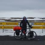 Sur la route - Myvatn