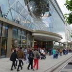 MyZeil building - Frankfurt
