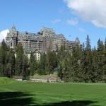 Golf et Hotel - Banff