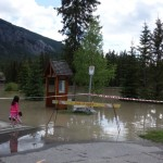 Inondations - Banff