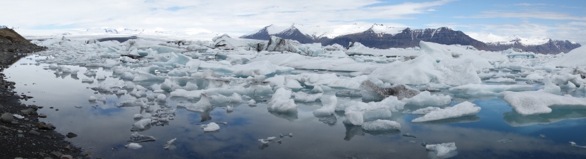 Lac Glaciaire de Jökulsárlón - Islande