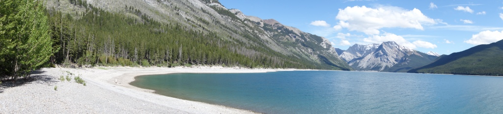 Lac Minnewanka - Canada