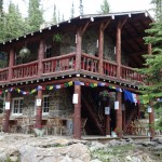 Tea House - Lake Louise