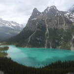 Panorama - Lake O'Hara
