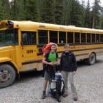 Bus scolaire - Lake O'Hara