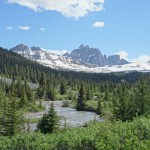 Portal Campground - Tonquin Valley