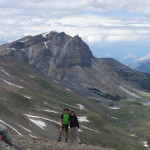 Panorama - Skyline Trail, Jasper