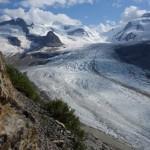Glacier Robson – Snowbird pass, Mount Robson