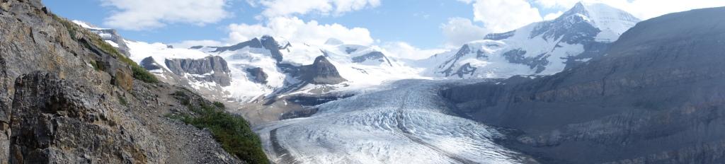 Mont et glacier Robson - Canada