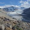 Glacier Robson - Snowbird pass, Mount Robson