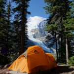 Reaguard Campground - Berg Lake Trail, Mount Robson