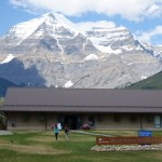 Centre d'information - Mount Robson