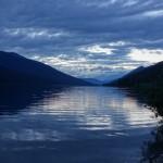Bord de lac - Isaac Lake