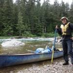 Départ - Cariboo River