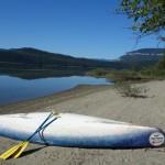 Sur la plage - Sandy Lake