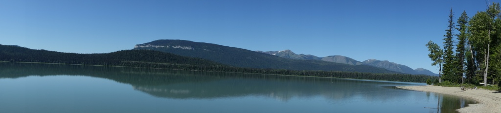 Panorama - Sandy Lake