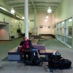 Attente du Ferry - Prince Rupert, BC