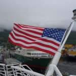 Stars and Stripes - Inside Passage