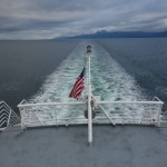 Sur le Ferry - Inside Passage