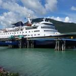 Alaska Marine Highway - Haines