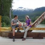 Départ - Chilkoot Trail