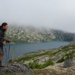 Crater Lake - Chilkoot Trail