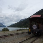 White Pass Railroad - Bennett, BC