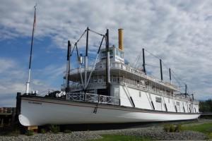 SS Klondike - Whitehorse, YT
