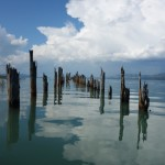 Pylones - Lac Laberge, YT
