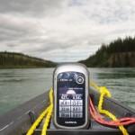 Ordinateur de bord - Yukon river, YT
