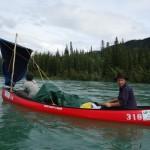 Navigateurs allemands - Yukon river, YT