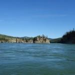 Five Fingers Rapids - Yukon river,YT