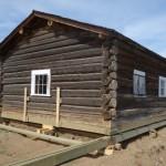 Translation de cabane - Fort Selkirk,YT