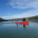 Sur le Canoë - Yukon river,YT