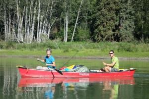 L'équipage - Yukon river,YT