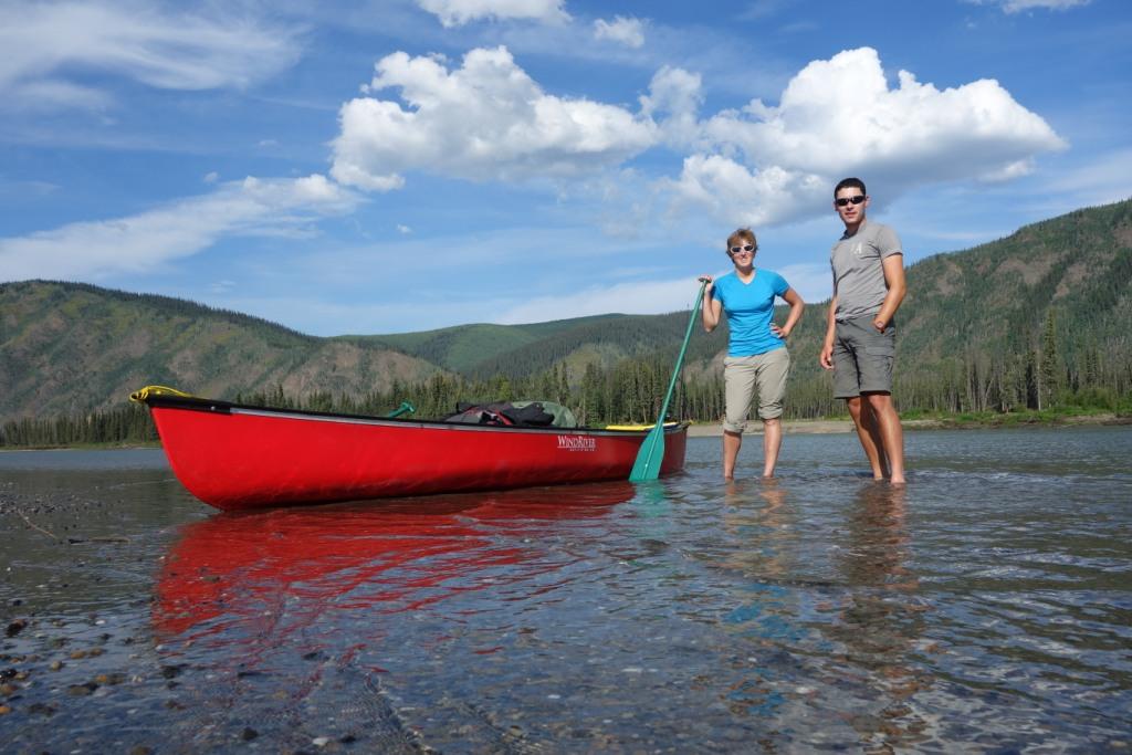 Nous - Yukon river,YT