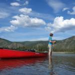 Pêche, nature et tradition - Yukon river,YT