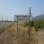 Arrivée - Dawson, YT