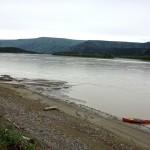 Notre beau canoë - Yukon river, YT