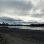 Campement - Yukon river, YT