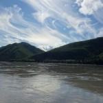Nuages - Yukon river, AK