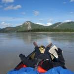 En pleine action - Yukon river, AK