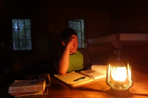 A la lueur de la lanterne - Slaven's Cabin, AK
