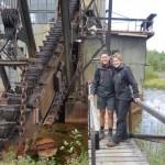 Le dénicheur d'or - Coal Creek Dredge, AK
