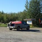 Au revoir Canoë - Circle, Alaska