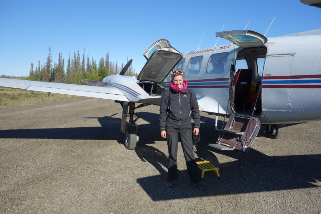 Embarquement - Circle, AK
